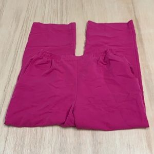 Alfred dunner trousers pink 10 crop